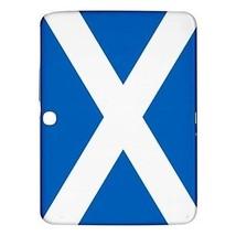"Scotland Scottish Flag Hardshell Case for Samsung Galaxy Tab 3 10.1"" P5200 - $18.74"