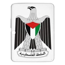 "Palestine Coat of Arms Hardshell Case for Samsung Galaxy Tab 3 10.1"" P5200 - $18.74"