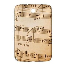 Music Notes Hardshell Case for Samsung Galaxy Note 8.0 N5100 N5110 - $17.81