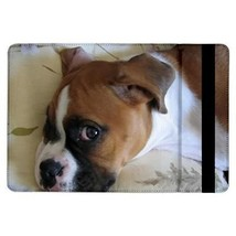 Boxer Puppy Dog Flip Case for ipad Air - $17.81