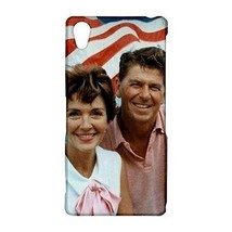 Ronald Reagan Nancy Reagan President Hardshell Case for Sony Xperia Z2 - $14.07