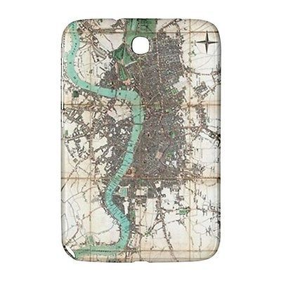 Vintage London Map Hardshell Case for Samsung Galaxy Note 8.0 N5100 N5110 - $17.81