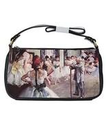 Edgar Degas The Dance Class Shoulder Clutch Bag - $16.87