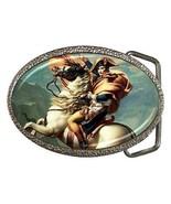 Napoleon Bonaparte Belt Buckle - $7.52