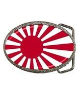 Japan Naval Ensign Flag Belt Buckle Japanese - $7.52