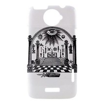 Freemason Masonic Eye Hardshell Case for HTC One X - $14.07