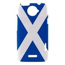 Scotland Flag Hardshell Case for HTC One X - $14.07