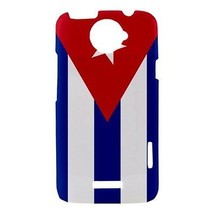 Cuba Cuban Flag Hardshell Case for HTC One X - $14.07