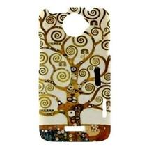 Gustav Klimt Tree of Life Hardshell Case for HTC One X - $14.07