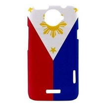Philippines Flag Hardshell Case for HTC One X - $14.07