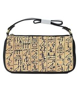 Egypt Papyrus Hieroglyphics Shoulder Clutch Bag - $16.87