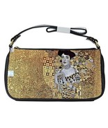 Gustav Klimt Portrait of Adele Bloch Bauer II Shoulder Clutch Bag - $16.87