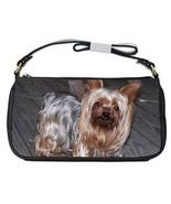 Yorkshire Terrier Puppy Dog Shoulder Clutch Bag - $16.87