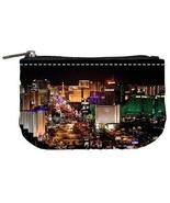 Las Vegas Strip at Night Womens Coin Bag Purse - $4.72