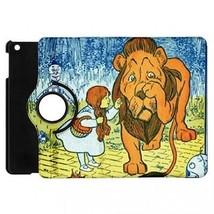 Wizard of Oz Cowardly Lion Flip 360 case for ipad Mini - $17.81