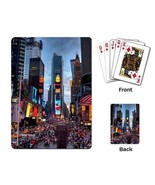 New York Times Square Deck of Playing Poker Cards - $8.46
