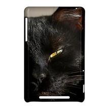 Black Cat Eye Face Hardshell Case for Google Nexus 7 - $14.07