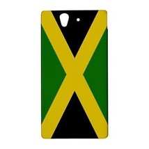Jamaica Jamaican Flag Hardshell Case for Sony Xperia Z L36H - $14.07