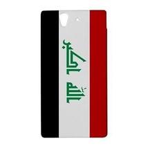 Iraq Iraqi Flag Hardshell Case for Sony Xperia Z L36H - $14.07