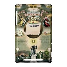 Freemason Register 1876 Masonic Ladge Hardshell Case for Google Nexus 7 - $14.07