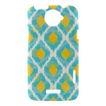 Modern Fashion Tribal Pattern Hardshell Case for HTC One X - $14.07