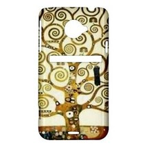 Gustav Klimt Tree of Life Hardshell Case for HTC Evo 4G LTE - $14.07