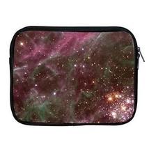 Pink Nebula Galaxy Universe Outer Space Zipper Case for ipad 2 ipad 3 ipad 4 - $15.00