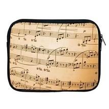 Music Notes Zipper Case for ipad 2 ipad 3 ipad 4 - $15.00