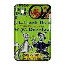 "Wizard of Oz Tin Man Hardshell Case for Samsung Galaxy Tab 2 7"" P3100 P3110 - $18.74"