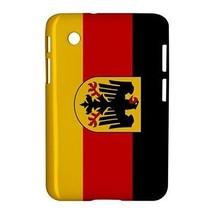 "Germany German Flag Hardshell Case for Samsung Galaxy Tab 2 7"" P3100 P3110 - $18.74"