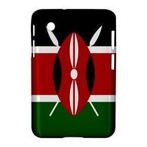 """Kenya Kenyan Flag Hardshell Case for Samsung Galaxy Tab 2 7"""" P3100 P3110 - $18.74"""