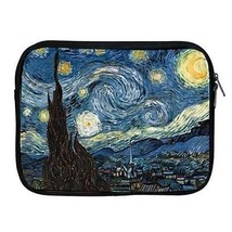 Van Gogh Starry Night Zipper Case for ipad 2 ipad 3 ipad 4 - $15.00