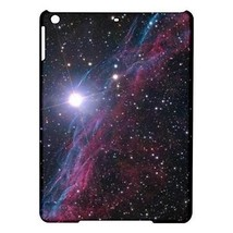 Block Big Nebula Galaxy Universe Outer Space Hardshell Case for ipad Air - $18.74