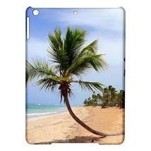 Tropical Island Beach Palm Tree Hardshell Case for ipad Air - $18.74