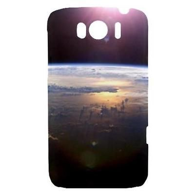 Sun Over Earth Outer Space Hardshell Case for HTC Sensation XL