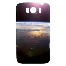 Sun Over Earth Outer Space Hardshell Case for HTC Sensation XL - $14.07