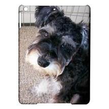 Miniature Schnauzer Puppy Dog Hardshell Case for ipad Air - $18.74