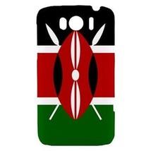 Kenya Kenyan Flag Hardshell Case for HTC Sensation XL - $14.07