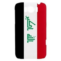 Iraq Iraqi Flag Hardshell Case for HTC Sensation XL - $14.07
