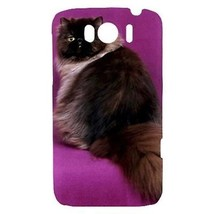 Persian Cat Hardshell Case for HTC Sensation XL - $14.07