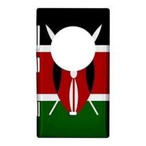 Kenya Kenyan Flag Hardshell Case for Nokia Lumia 1020 - $14.07