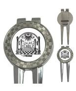 Freemason Masonic Eye 3-in-1 Golf Divot - $8.46