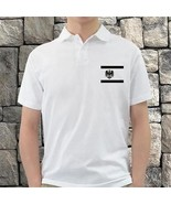 Prussia Prussian Flag White Mens Golf T-Shirt S,M,L - $15.00
