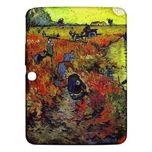 "Van Gogh Red Vineyards Hardshell Case for Samsung Galaxy Tab 3 10.1"" P5200 - $18.74"