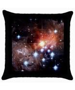 Light Echo Nebula Galaxy Universe Outer Space Throw Pillow Case - $14.07