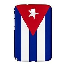 Cuba Cuban Flag Hardshell Case for Samsung Galaxy Note 8.0 N5100 N5110 - $17.81