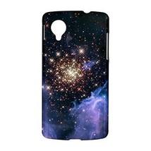 Starburst Cluster Nebula Galaxy Universe Space Hardshell Case for Google Nexus 5 - $14.07