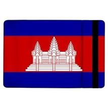 Cambodia Cambodian Flag Flip Case for ipad Air - $17.81