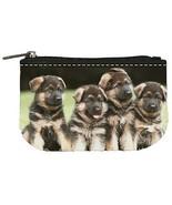 German Shepherd Puppy Dogs Womens Coin Bag Purse - $4.72