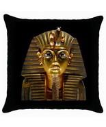 King Tut Tutankhamun Throw Pillow Case - $12.20